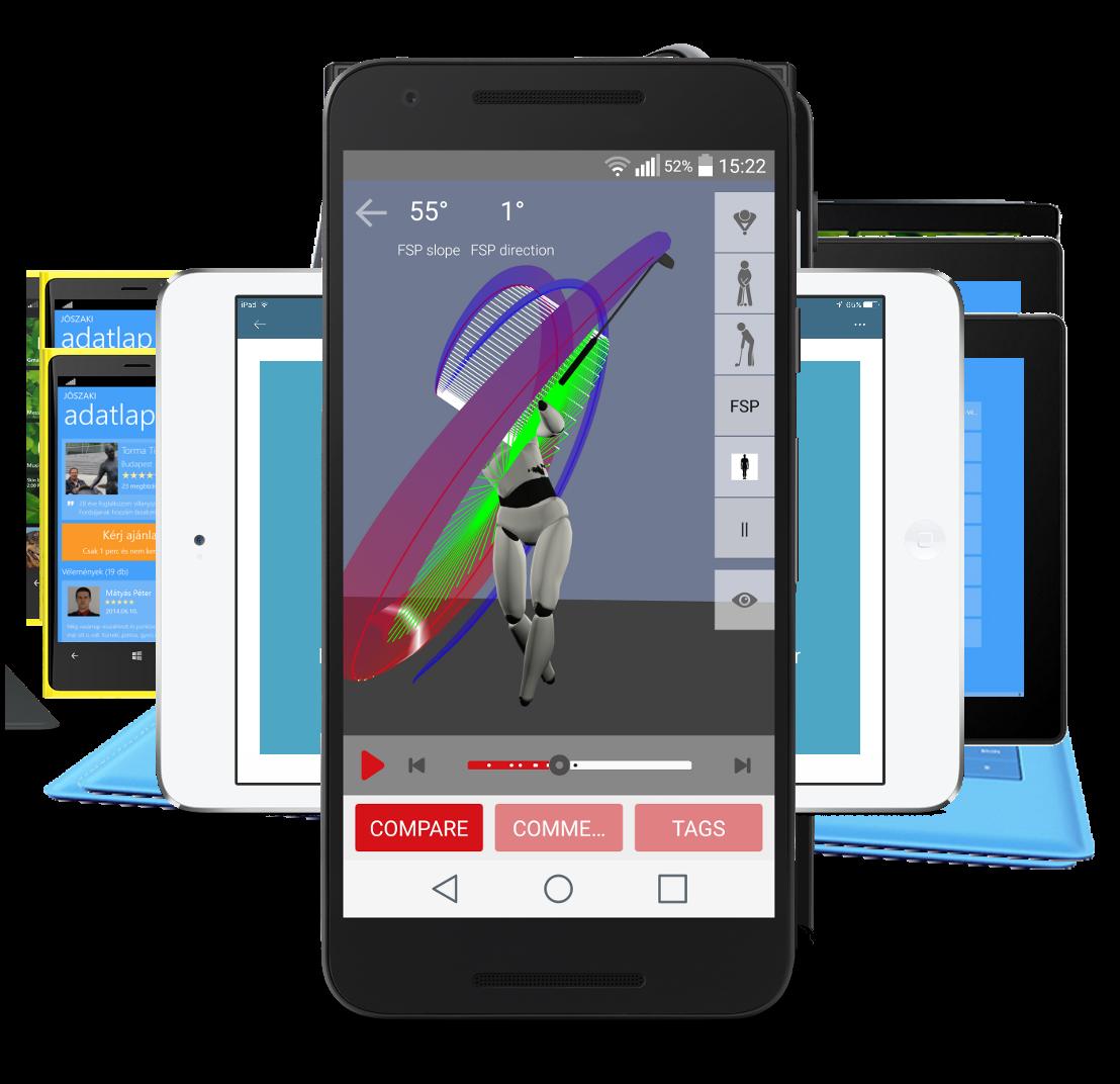 4D Motion Golf